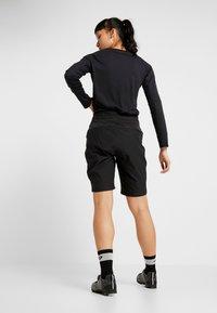 Craft - SUMMIT SHORTS WITH PAD - kurze Sporthose - black - 2