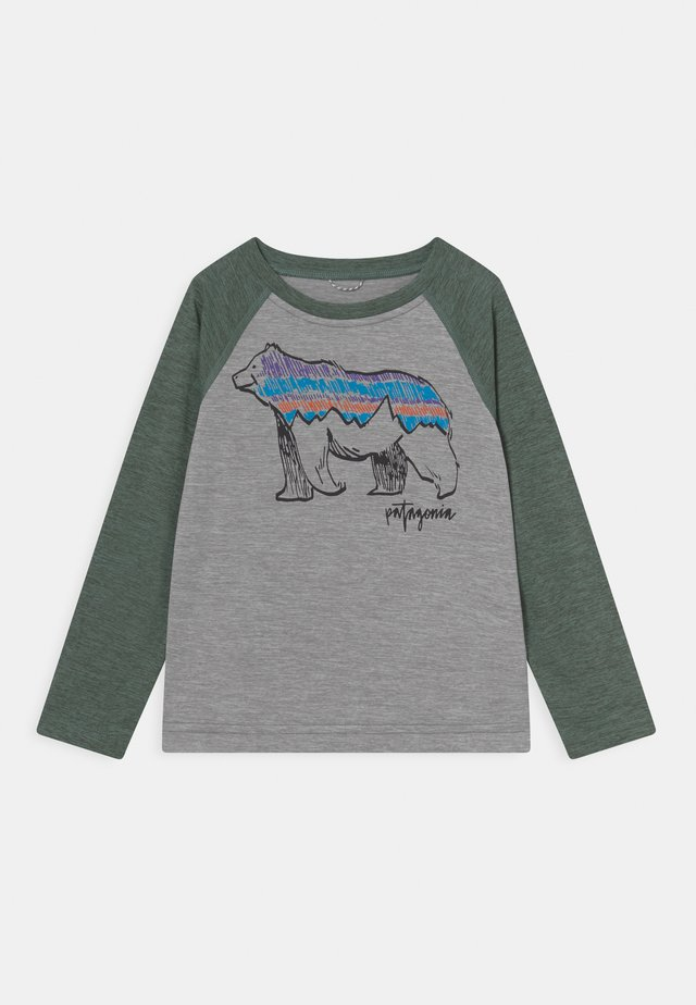 COOL DAILY CREW UNISEX - Long sleeved top - grey