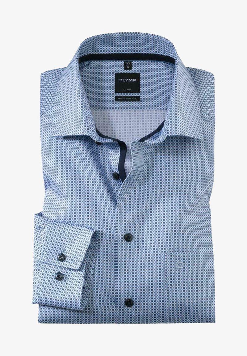 OLYMP - Shirt - bleu
