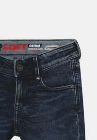 Vingino - AMOS - Jeans Skinny Fit - dark-blue denim - 3