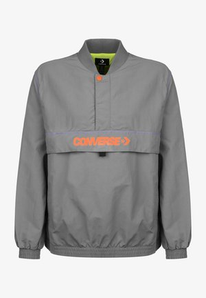 Windbreaker - limestone grey