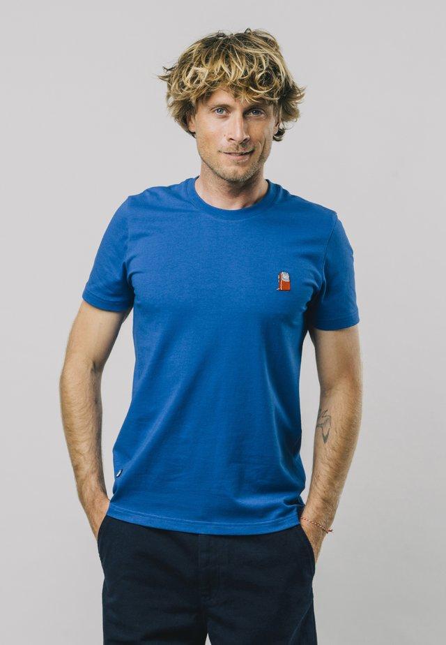 LANTERN - T-shirt med print - blue