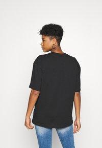 adidas Originals - T-shirt - bas - black - 2