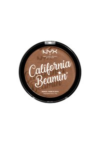 Nyx Professional Makeup - CALIFORNIA BEAMIN´ FACE & BODY BRONZER - Bronzer - 4 golden state - 1
