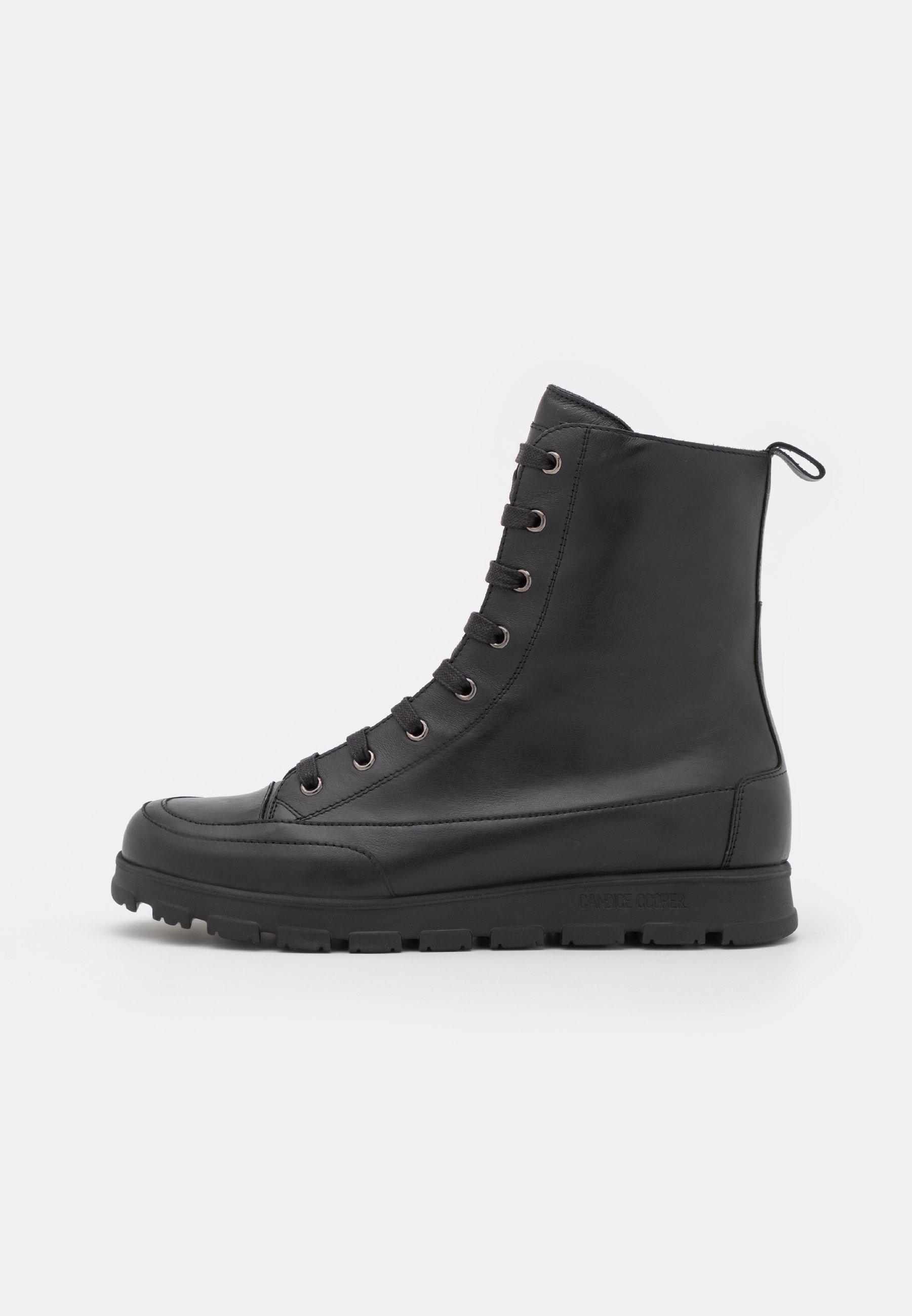 Women NINJA COMMANDO - Lace-up ankle boots