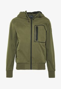 Cars Jeans - CODY COTT - Summer jacket - KHAKI - 3