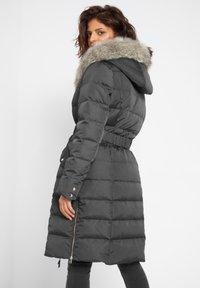 ORSAY - Down coat - dunkelgrau meliert - 2
