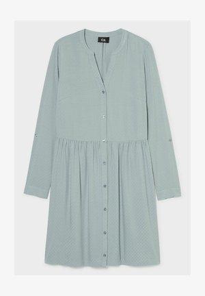 Shirt dress - mint green