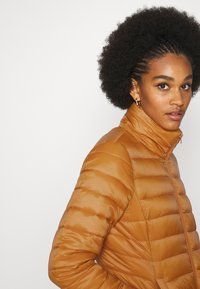 Vila - VISIBIRIA SHORT JACKET - Light jacket - pumpkin spice - 3