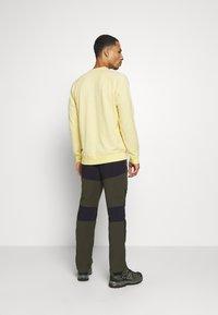 Icepeak - BREWER - Outdoor trousers - dark green - 2
