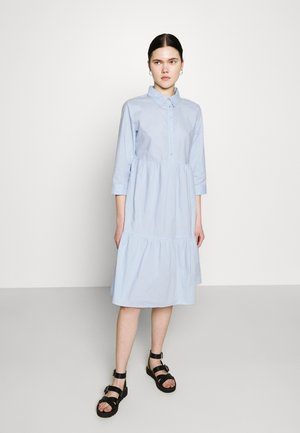 JDYULLE DRESS  - Shirt dress - cashmere blue