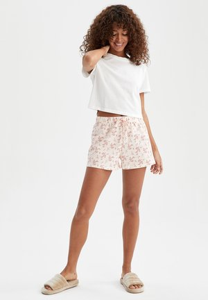 PACK OF TWO - Shorts - pink