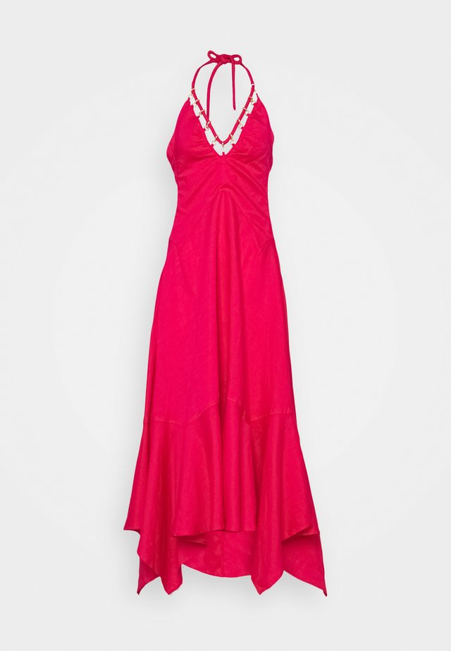 CONSTANCE DRESS - Robe d'été - camellia