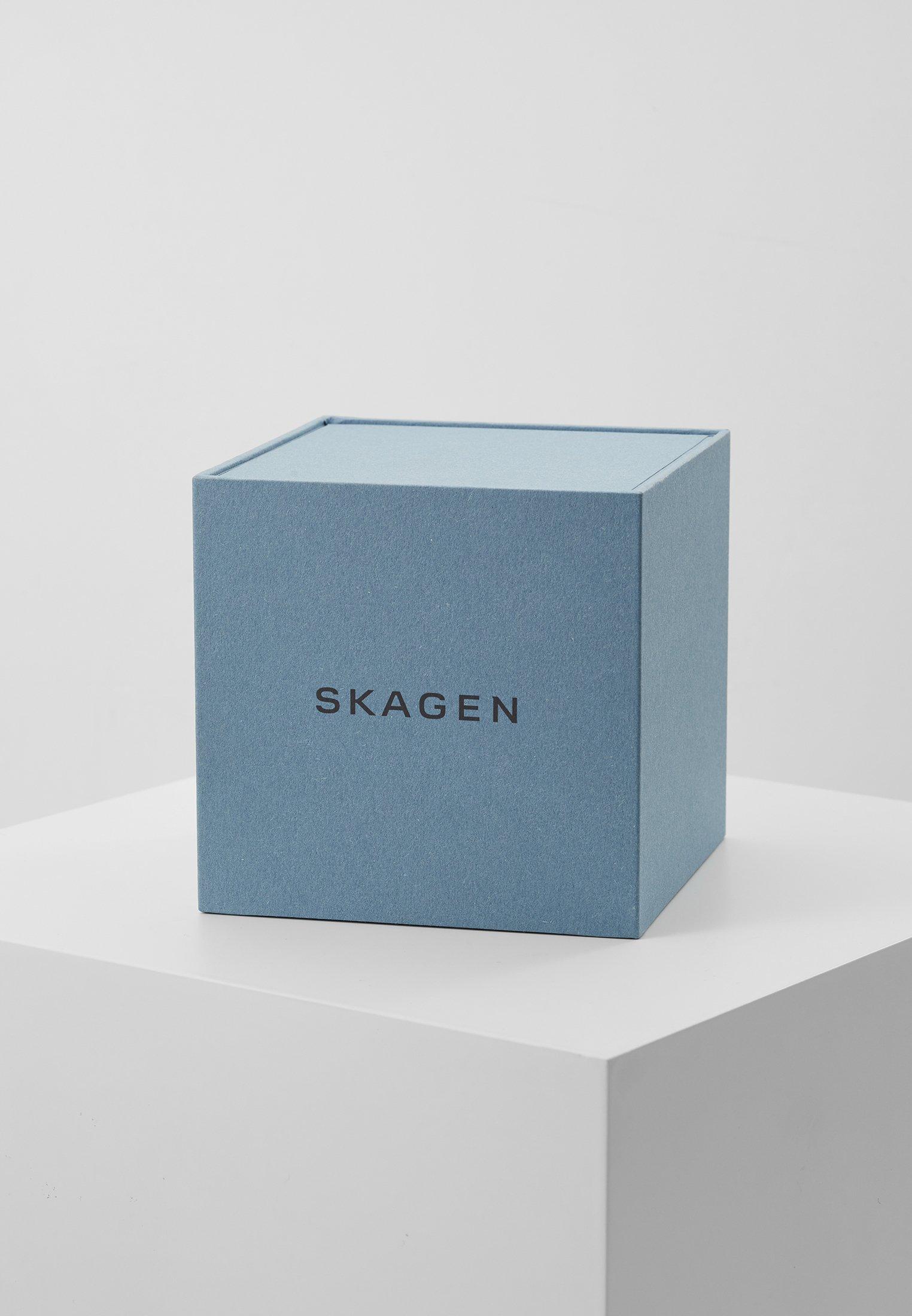 Skagen FREJA - Klokke - silver-coloured/sølv GOLY0wLYG53Zrxp