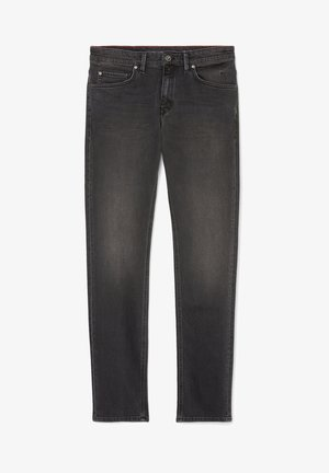 Slim fit jeans - authentic black