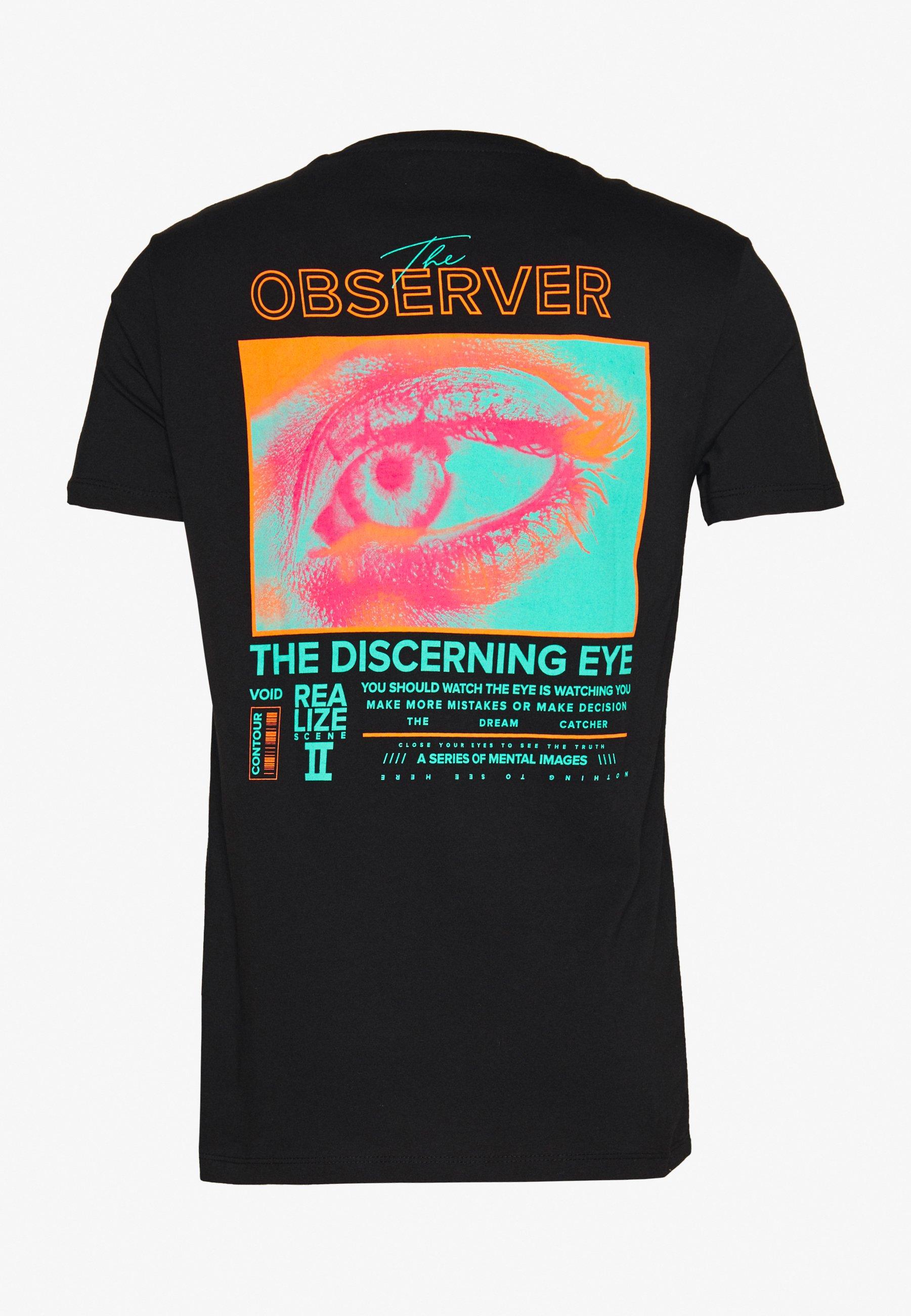 Women UNISEX OBSERVER  - Print T-shirt