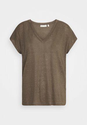FAYLINN  - Basic T-shirt - sandy grey