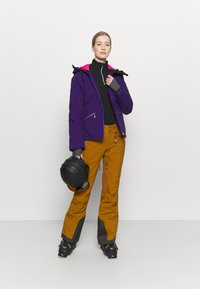 State of Elevenate - WOMEN'S ZERMATT JACKET - Chaqueta de esquí - purple