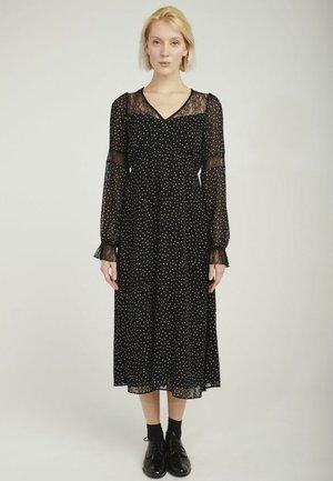 MENR - Day dress - black