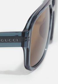 Gucci - Sluneční brýle - grey/brown - 2