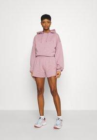 BDG Urban Outfitters - SKATE HOODIE - Sweatshirt - pink - 1