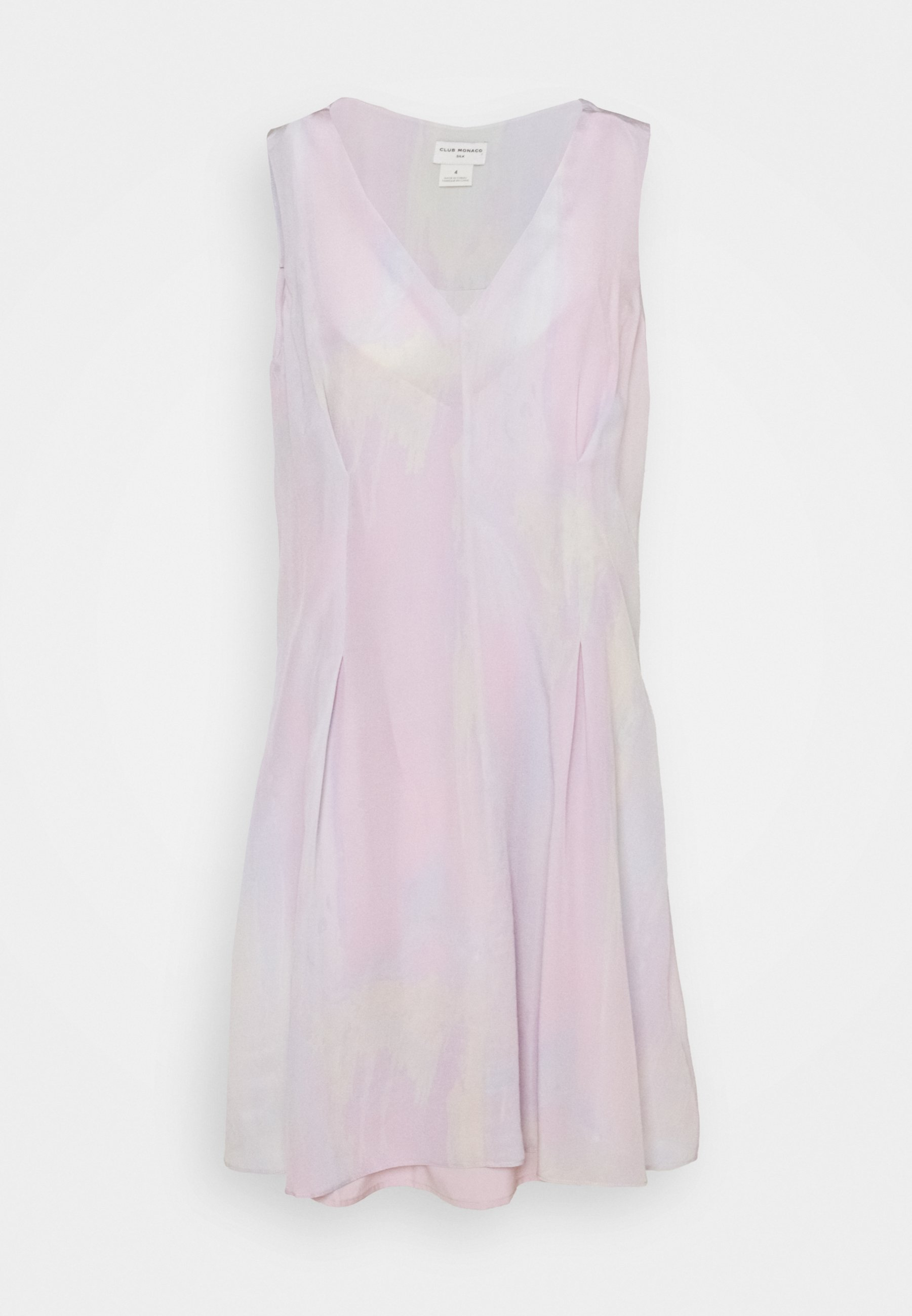 Mujer SIDE ZIP MINI DRESS - Vestido de cóctel