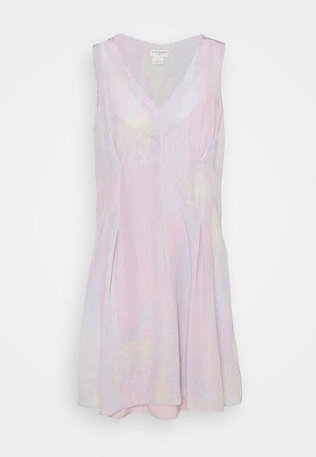 SIDE ZIP MINI DRESS - Cocktail dress / Party dress - dreamy