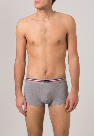 COTTON STRETCH TRUNK 3 PACK - Bokserit - stone grey melange