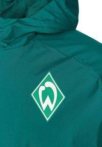 Umbro - SV WERDER BREMEN  - Club wear - fanfare / ice green - 2