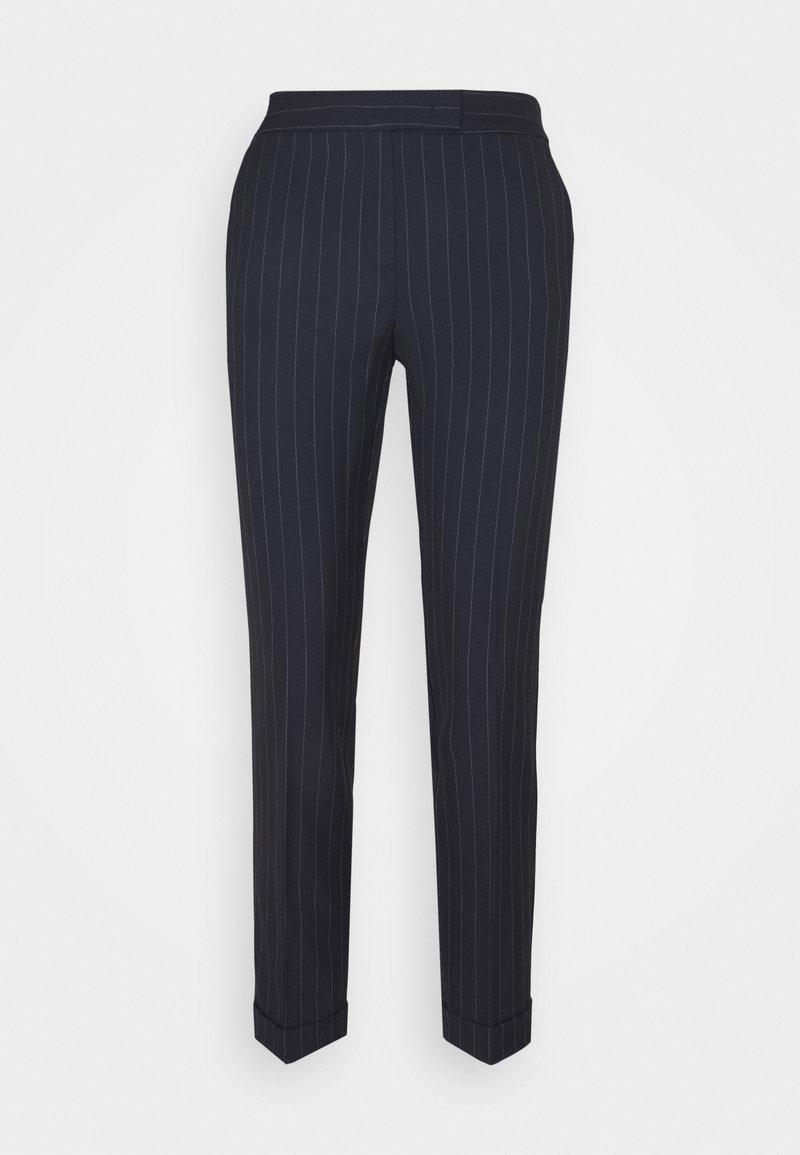 MAX&Co. - MONOPOLI - Trousers - china blue pattern