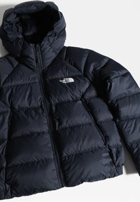 The North Face - W HYALITE DOWN HOODIE - EU - Down jacket - aviator navy - 1