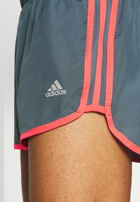 adidas Performance - MARATHON 20 SHORTS - Sports shorts - blue/light pink - 4