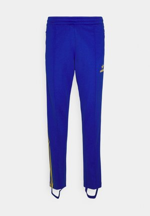 TRACKPANT UNISEX - Tracksuit bottoms - royalblu