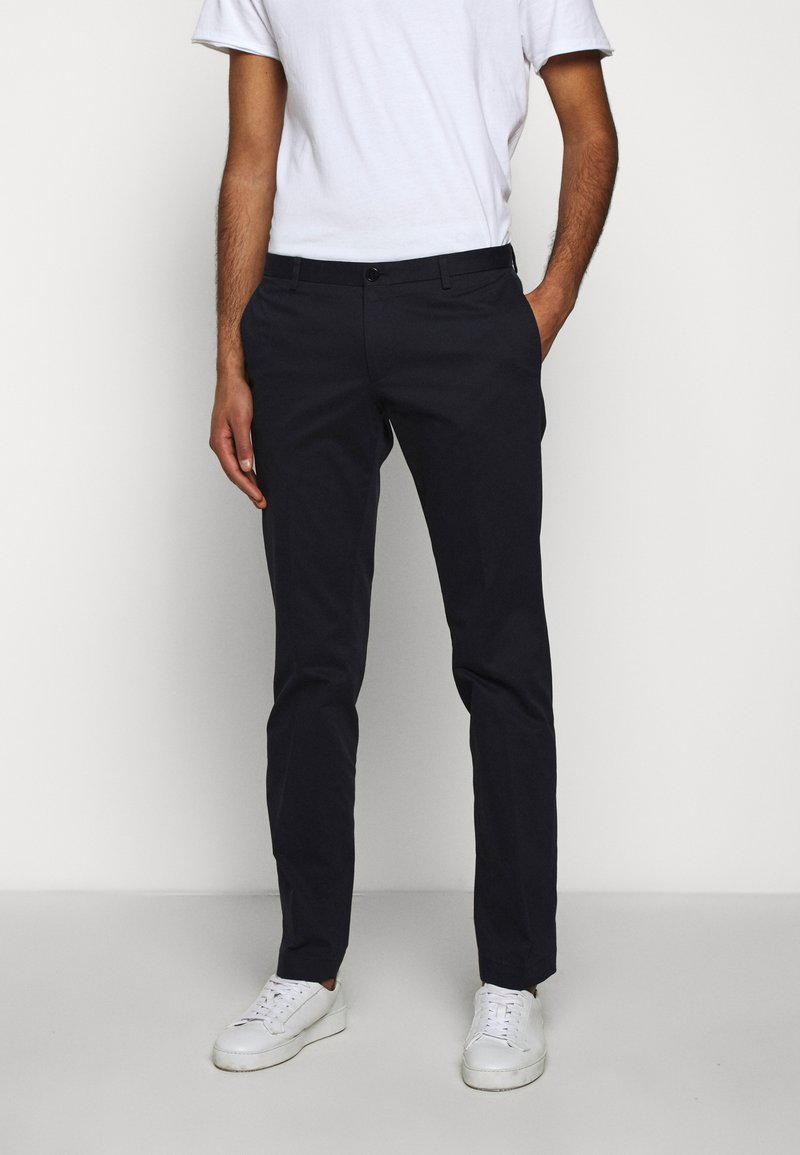 HUGO - GERALD - Chinos - dark blue