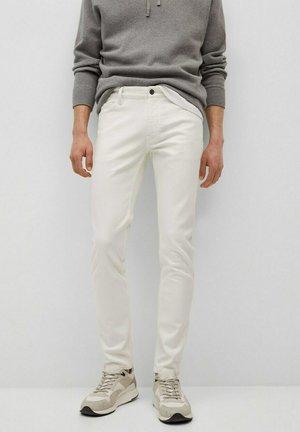 BILLY - Skinny džíny - hvit