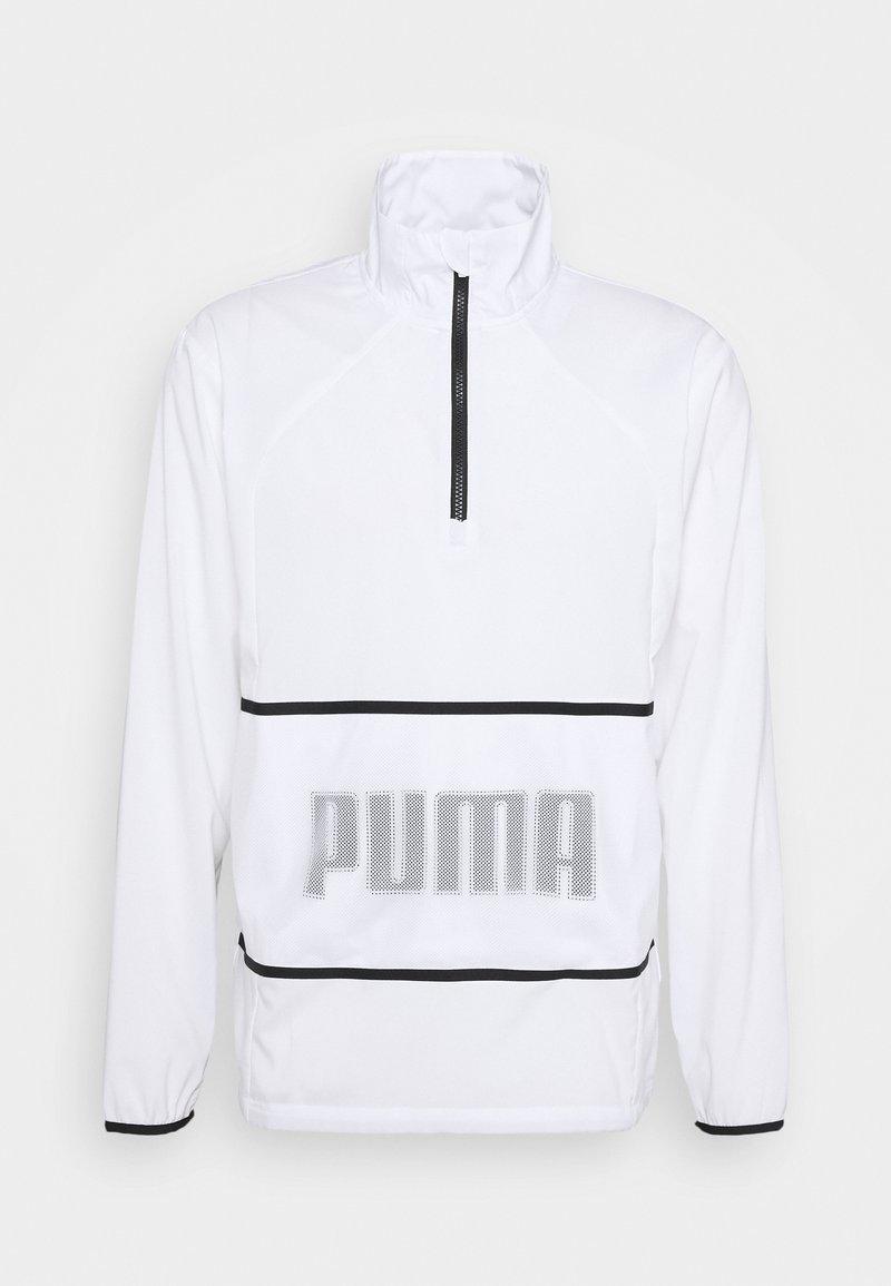 Puma - Träningsjacka - puma white