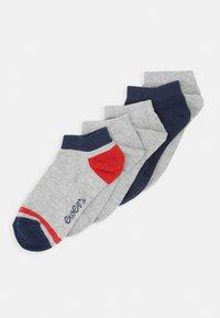Ewers - SNEAKER SPORTIV 5 PACK - Ponožky - grey - 0