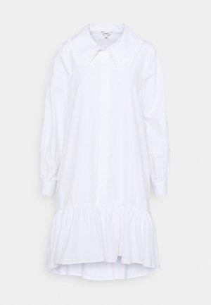 MILIONA - Shirt dress - white