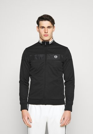 TRACKTOP YOUNGLINE - Training jacket - anthracite/blanc de blanc