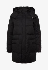 Calvin Klein - LONG LENGTH - Zimní kabát - black - 5