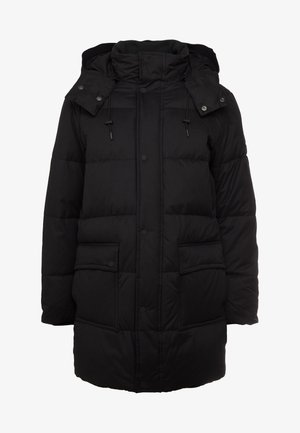 LONG LENGTH - Cappotto invernale - black