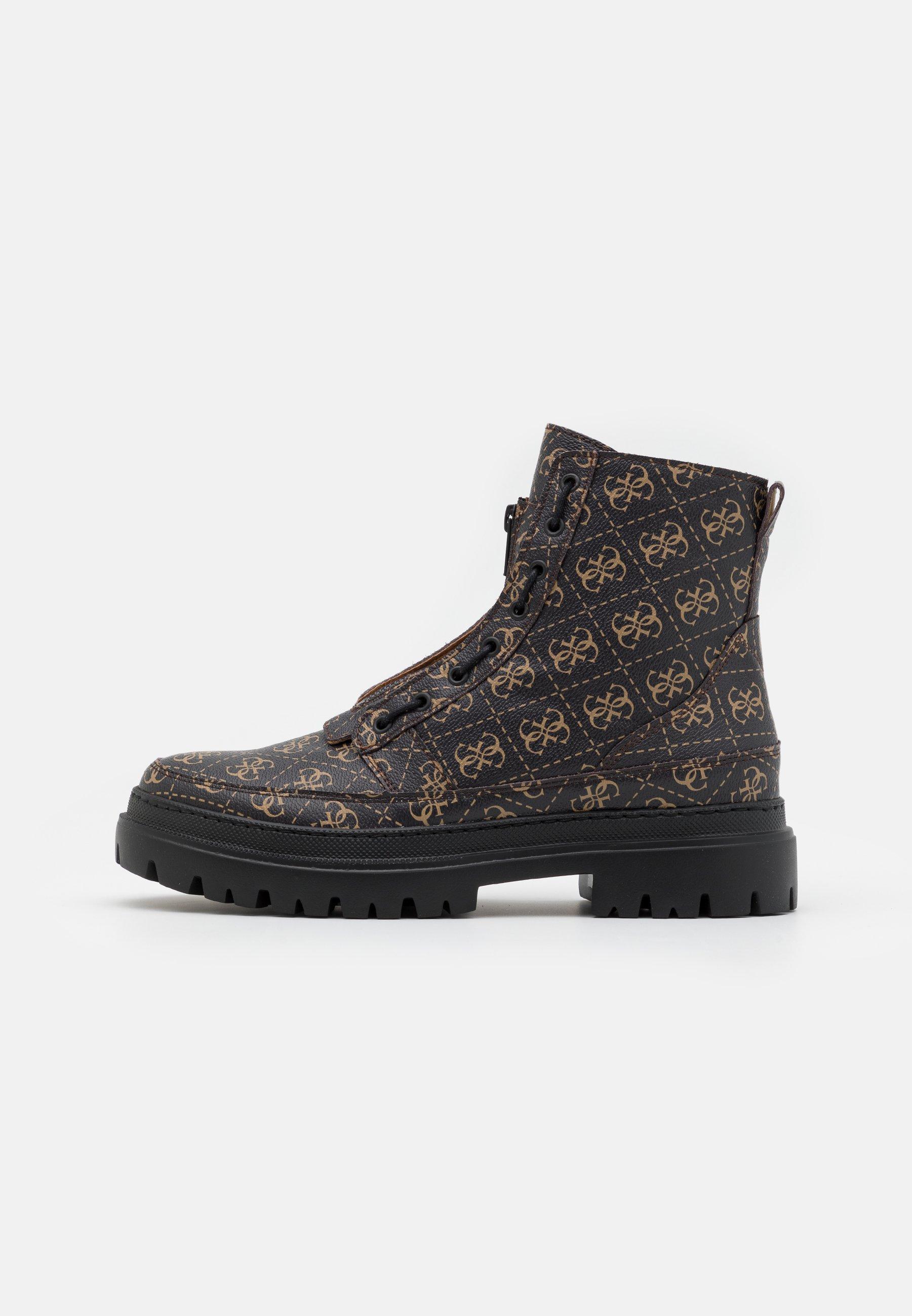 Men TESERO - Lace-up ankle boots