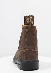 Blundstone - 1308 DRESS SERIES - Korte laarzen - brown - 3