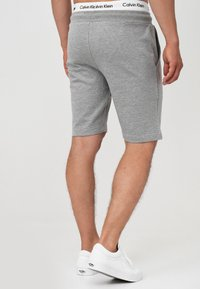 INDICODE JEANS - ECKERD - Shorts - grey mix - 2