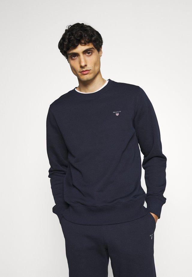 ORIGINAL C NECK - Sweatshirts - evening blue