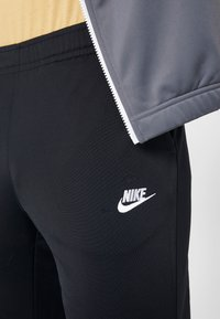Nike Sportswear - SUIT - Tracksuit - black/dark grey/white - 7