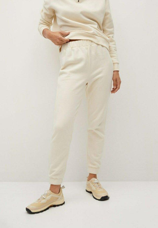 RIVI-A - Pantalon de survêtement - écru