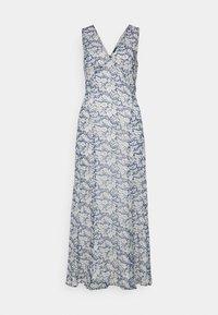 Polo Ralph Lauren - Maxi dress - blue/cream - 7