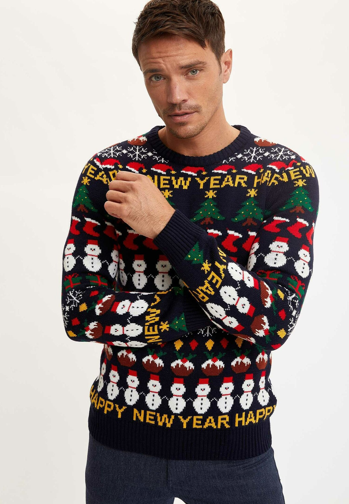 Homme NEW YEAR - Pullover