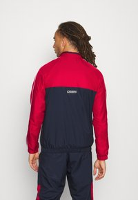 Lacoste Sport - TRACK SUIT - Tracksuit - navy blue/ruby/white - 3